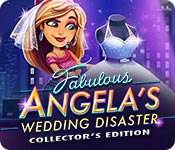 Fabulous: Angela's Wedding Disaster Collector's Edition game feature image