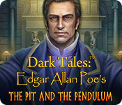 Dark Tales: Edgar Allan Poe's The Pit and the Pendulum game feature image