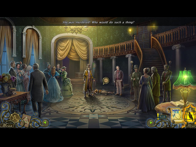 dark tales: edgar allan poe's the pit and the pendulum screenshots 1