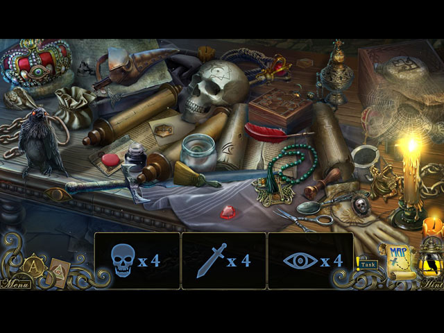 dark tales: edgar allan poe's the pit and the pendulum screenshots 2