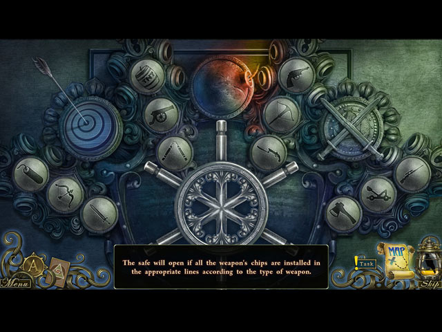 dark tales: edgar allan poe's the pit and the pendulum screenshots 3