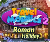 Travel Mosaics 2: Roman Holiday game feature image