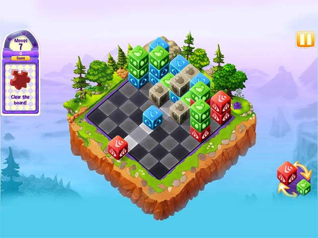 cubis kingdoms screenshots 3