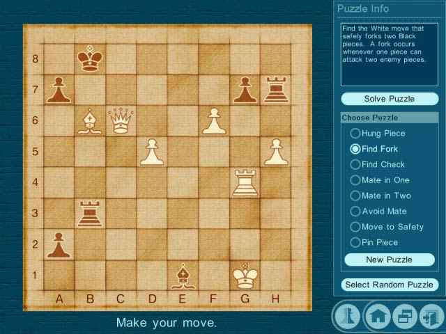 chessmaster challenge screenshots 1
