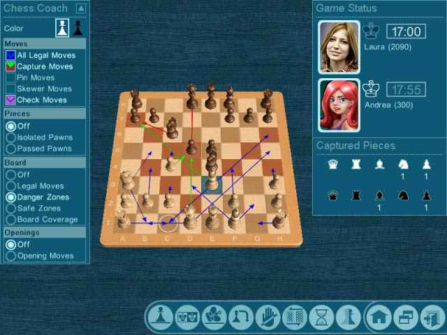 chessmaster challenge screenshots 11