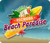 Picross Beach Paradise game feature image