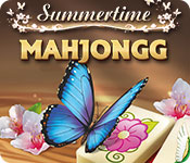 Summertime Mahjong game feature image
