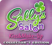 Sally's Salon: Kiss & Make-Up Collector's Edition