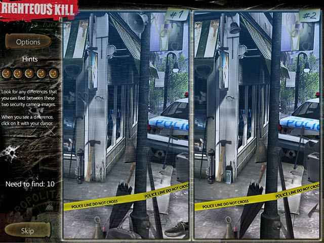 righteous kill screenshots 12