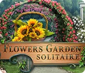 Flowers Garden Solitaire game feature image