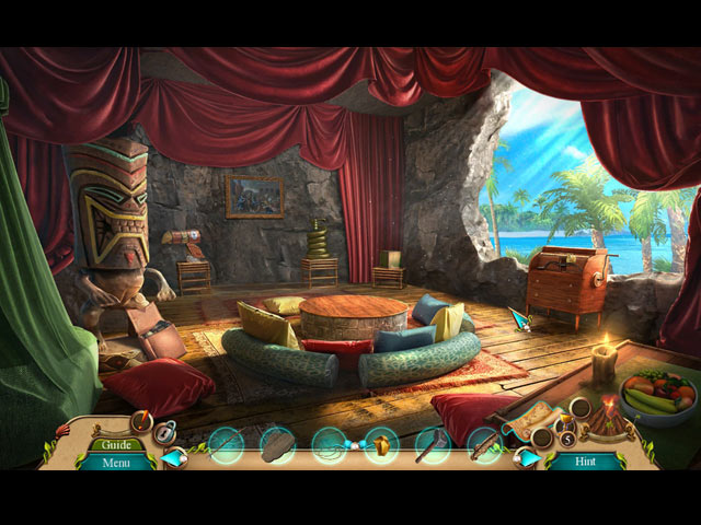 myths of the world: fire from the deep collector's edition screenshots 1