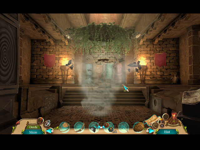 myths of the world: fire from the deep collector's edition screenshots 3