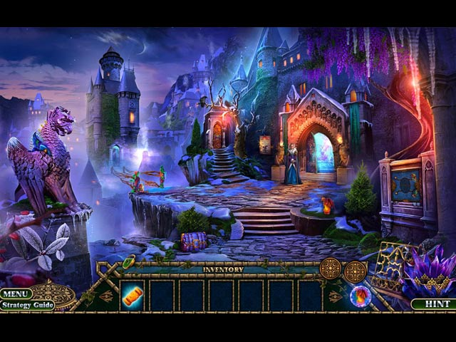 enchanted kingdom: the fiend of darkness collector's edition screenshots 1