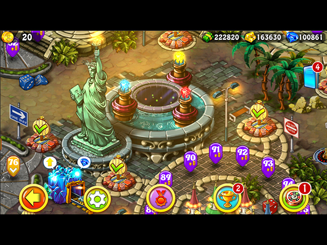 magica travel agency: las vegas screenshots 1