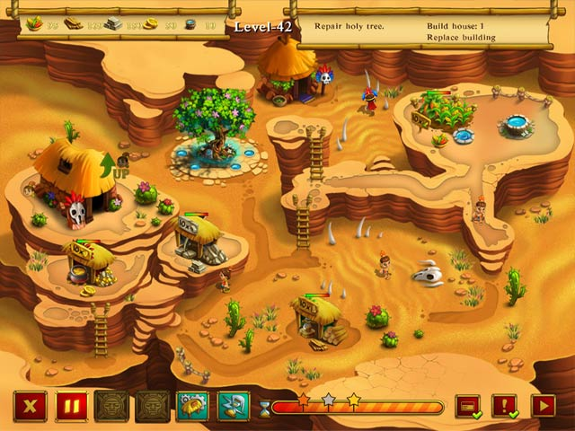 tales of inca: lost land screenshots 1