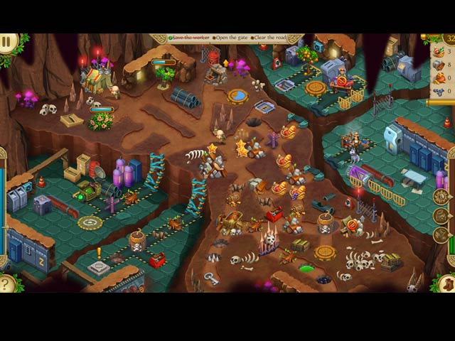 alicia quatermain 3: the mystery of the flaming gold screenshots 2