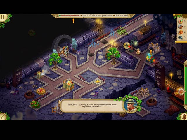 alicia quatermain 3: the mystery of the flaming gold screenshots 3