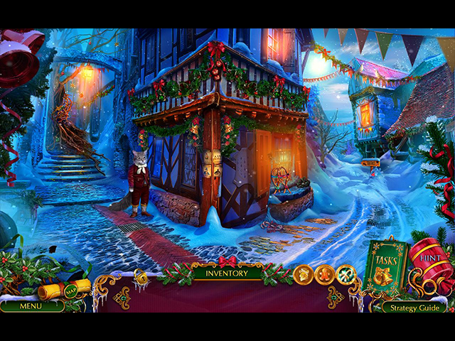 the christmas spirit: mother goose's untold tales collector's edition screenshots 1