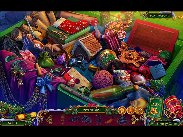 the christmas spirit: mother goose's untold tales collector's edition screenshots 2