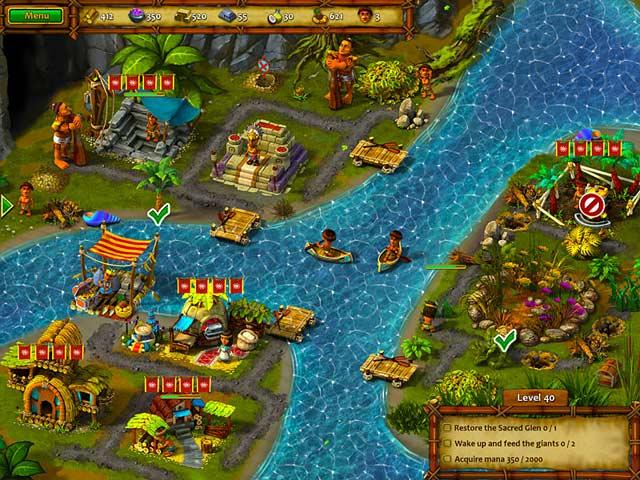 moai vi: unexpected guests screenshots 2