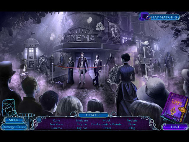mystery tales: the reel horror collector's edition screenshots 2