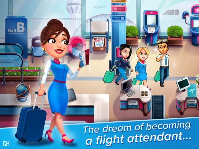 amber's airline: high hopes collector's edition screenshots 1