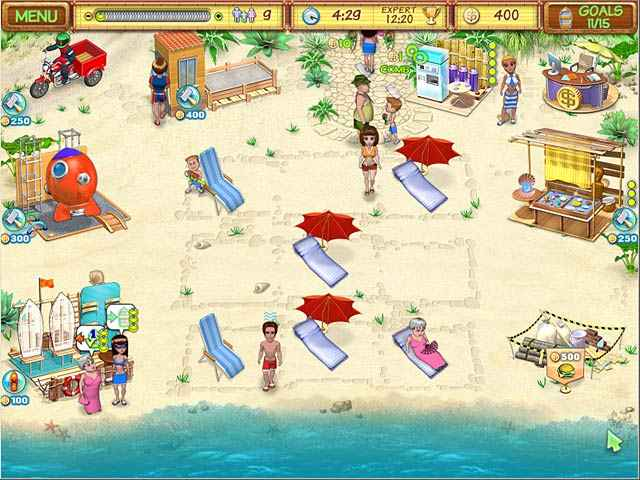 beach party craze screenshots 1