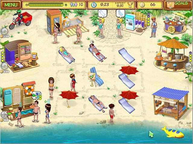 beach party craze screenshots 2
