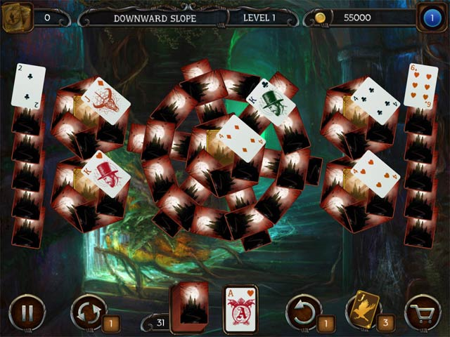 mystery solitaire: arkham's spirits screenshots 6