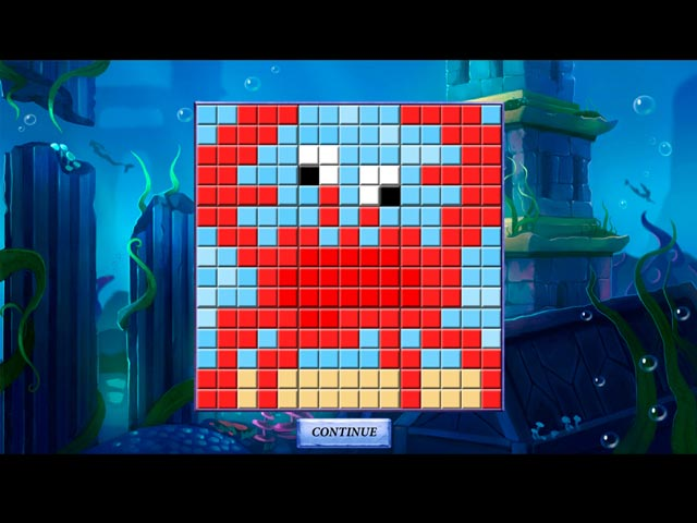 picross fairytale: legend of the mermaid screenshots 9