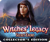 Witches' Legacy: Secret Enemy Collector's Edition