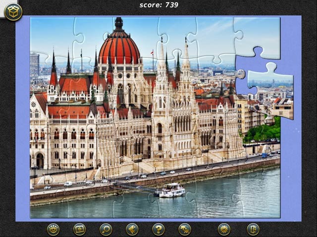 1001 jigsaw world tour: castles and palaces screenshots 2
