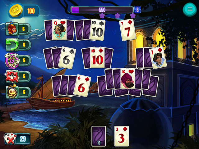 indian legends solitaire screenshots 1
