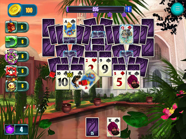 indian legends solitaire screenshots 2