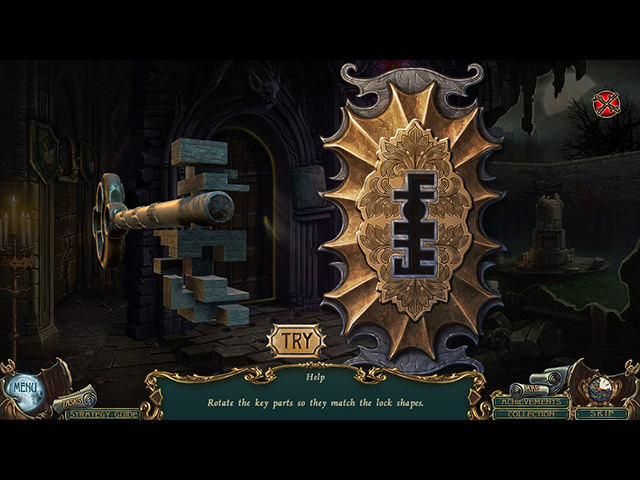 haunted legends: twisted fate collector's edition screenshots 3