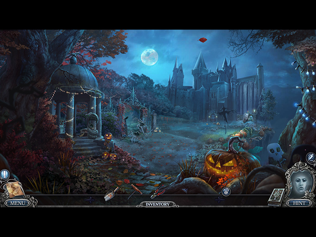 halloween stories: black book collector's edition screenshots 1