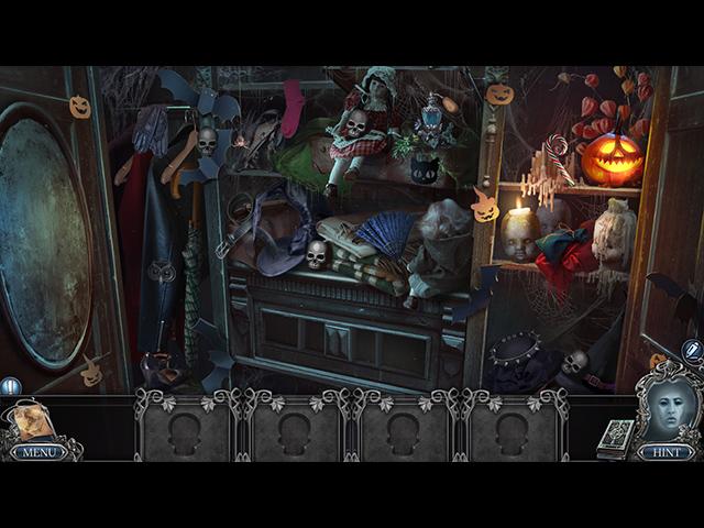 halloween stories: black book collector's edition screenshots 2