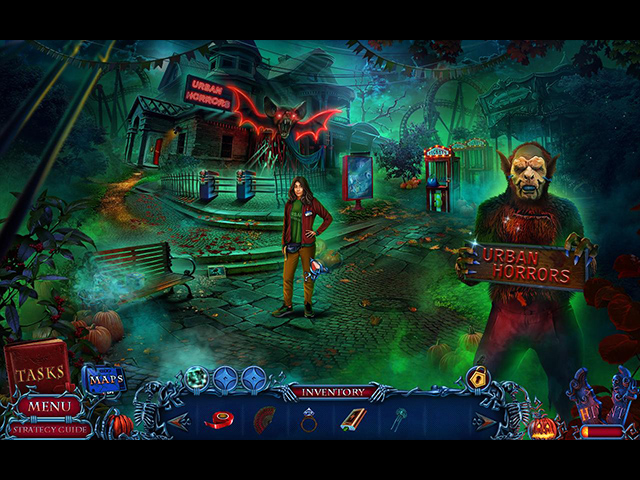 halloween chronicles: monsters among us collector's edition screenshots 1