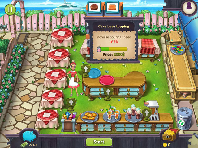 katy and bob: cake cafe screenshots 2