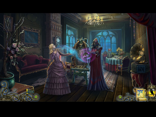 dark tales: edgar allan poe's the oval portrait screenshots 4