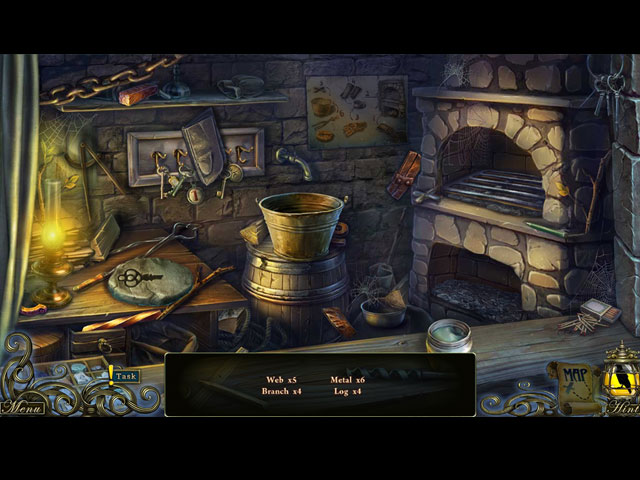 dark tales: edgar allan poe's the oval portrait screenshots 8