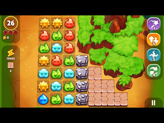 creative trio screenshots 3