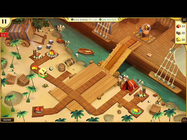 12 labours of hercules viii: how i met megara collector's edition screenshots 4