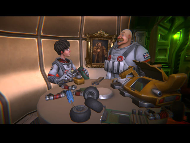 her majesty's spiffing: the empire staggers back screenshots 1