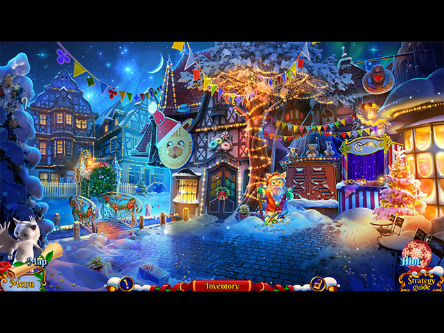 christmas stories: alice's adventures collector's edition screenshots 1