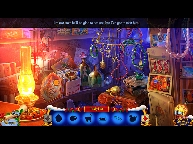 christmas stories: alice's adventures collector's edition screenshots 2