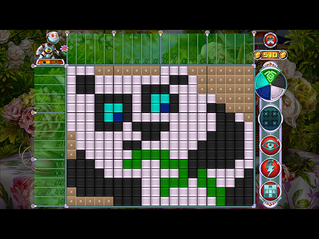 rainbow mosaics: garden helper screenshots 4