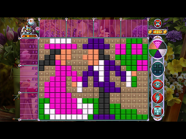 rainbow mosaics: garden helper screenshots 2