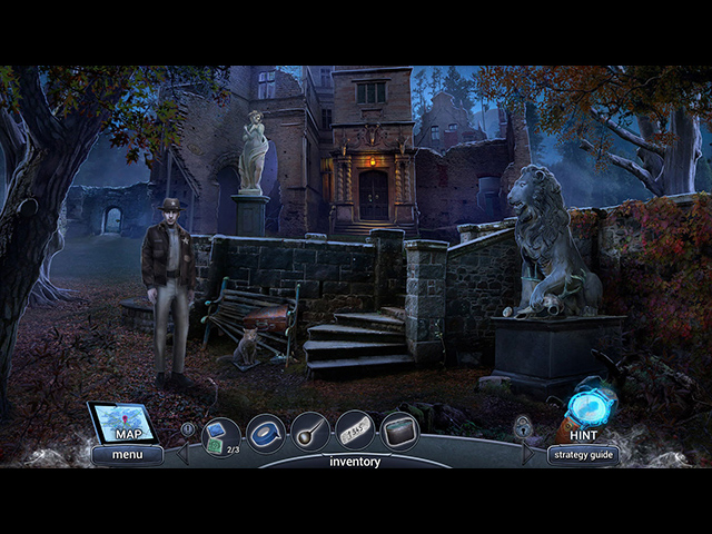 paranormal files: the tall man collector's edition screenshots 1