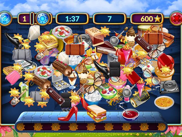 shopping clutter: the best playground screenshots 1